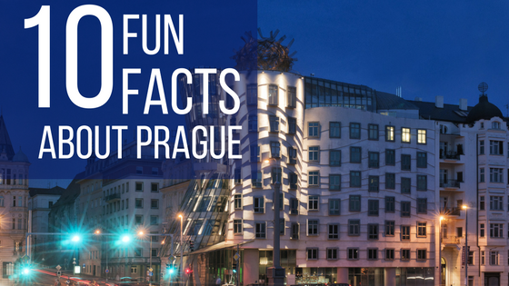 10 Fun Facts about PRAGUE