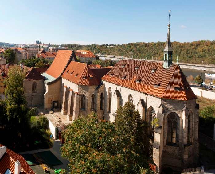EAHAD Prague Networking St Agnes